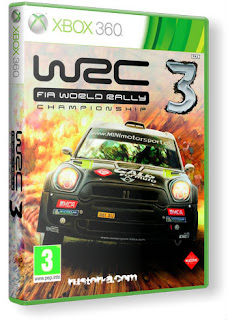 Download - Jogo WRC World Rally Championship 3 XBOX360-COMPLEX (2012)