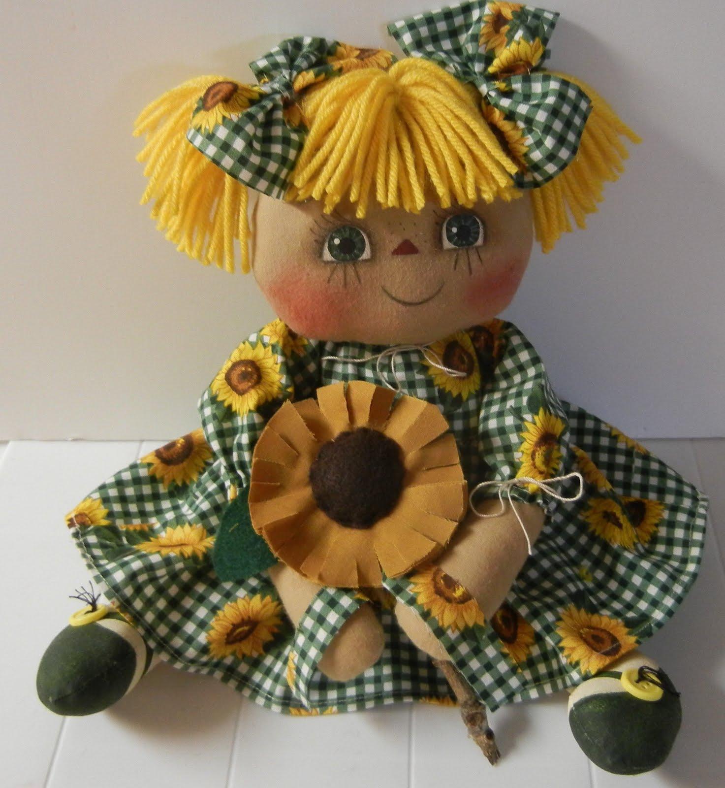 Sunflower Annie