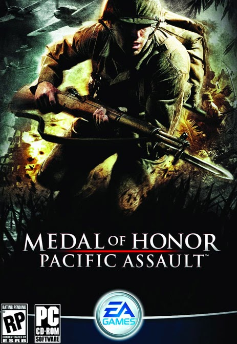 Descargar Medal of Honor Pacific Assault Pc Full ISO Español 1link