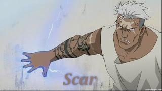 FullMetal Alchemist Scar