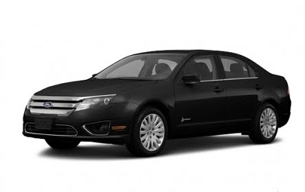 Ford Fusion 2011 Hybrid. The Fusion Hybrid has the