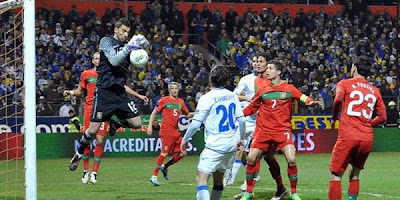 Bosnia Herzegovina 0 - 0 Portugal (2)