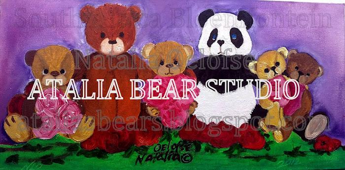 """ ATALIA BEAR STUDIO """