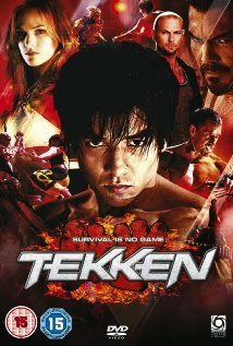 Tekken (2010) ταινιες online seires xrysoi greek subs