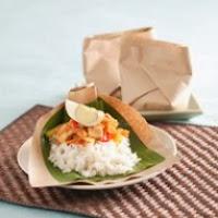 cara membuat nasi rames nasi campur