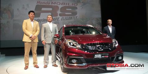 Libur Lebaran Penjualan Honda Mobilio Laris