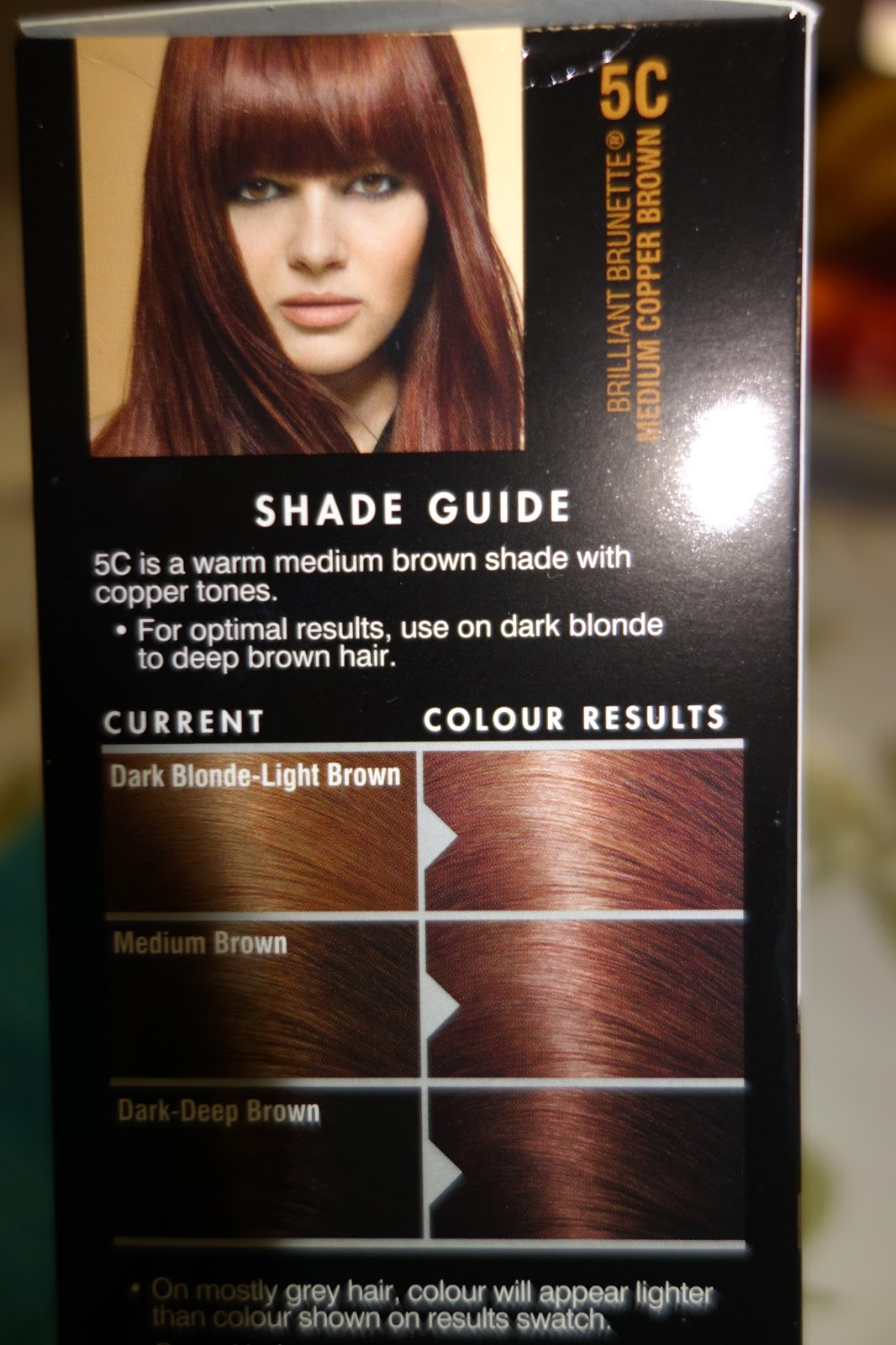 Light ash brown hair dye garnier