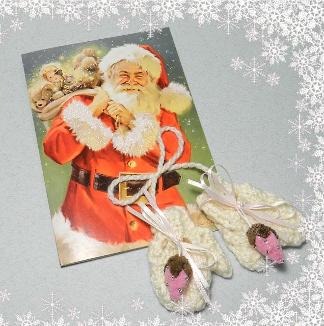 My Christmas Fairy Tale - HandMade ElenaNikitina