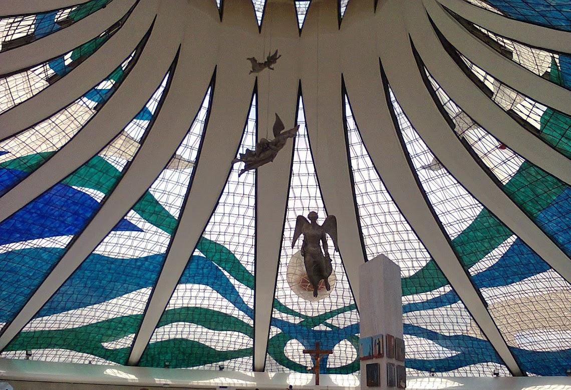 Catedral de Brasília. Foto MCS