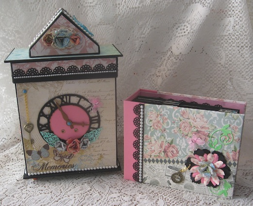Tutorial Clock & Album Set