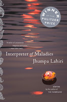Cover of The Interpreter of Maladies by Jhumpa Lahiri