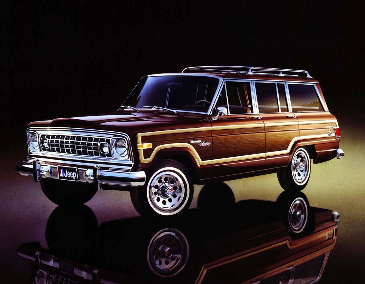 1978 Jeep Grand Wagoneer