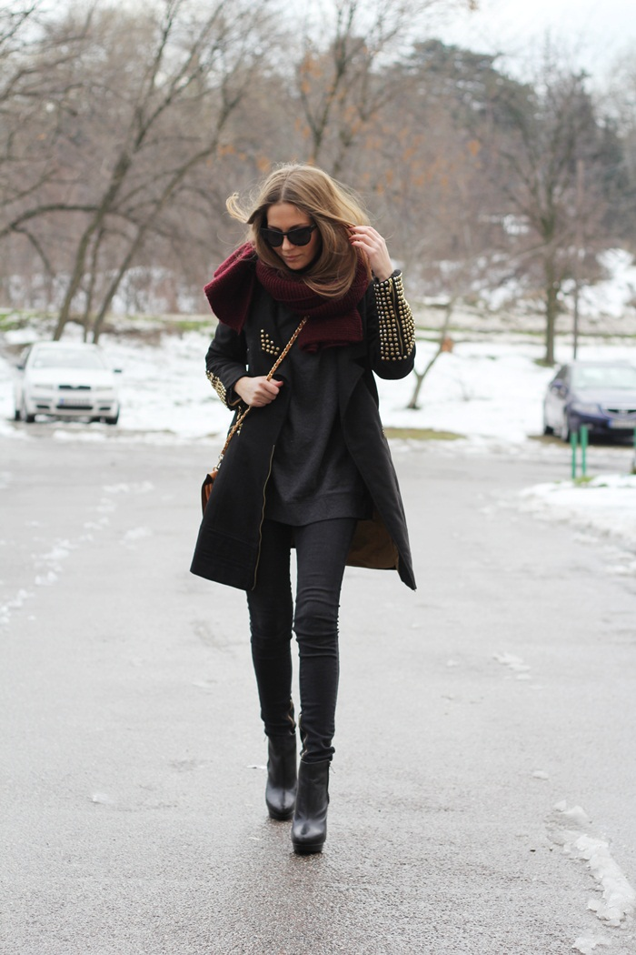 bershka, high heels, jovana markovic, oasap, outfit, raen, zara,
