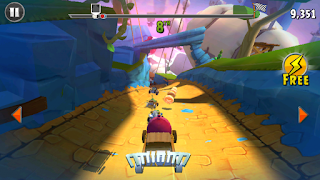 Angry Birds Go v1.6.3 Android Para Hileli APK + Data İndir