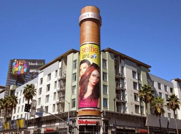 Selfie season 1 billboard