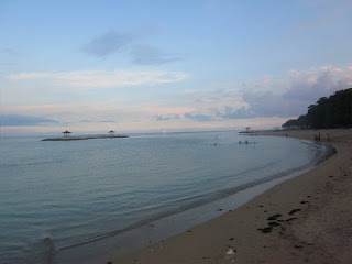 Wisata Pantai Karang Sanur Bali