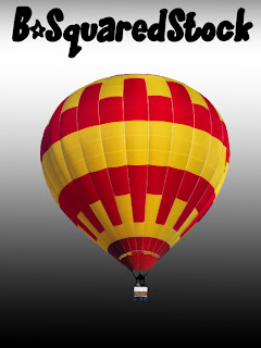 globos aerostaticos en formato PSD