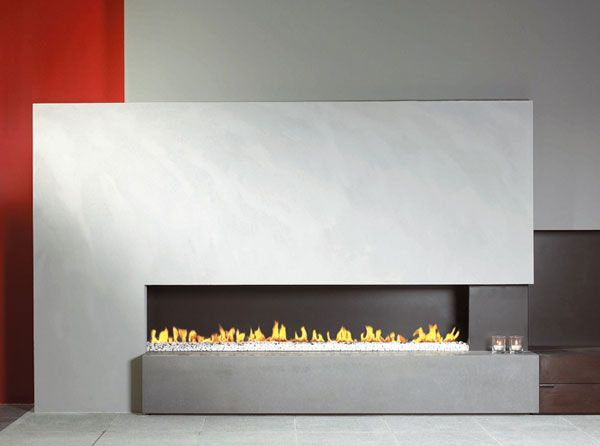 MODERN GAS FIREPLACE INSERTS – Fireplaces