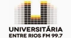 ouvir a Rádio Universitária Entre Rios FM 99,7 Guarapuava PR