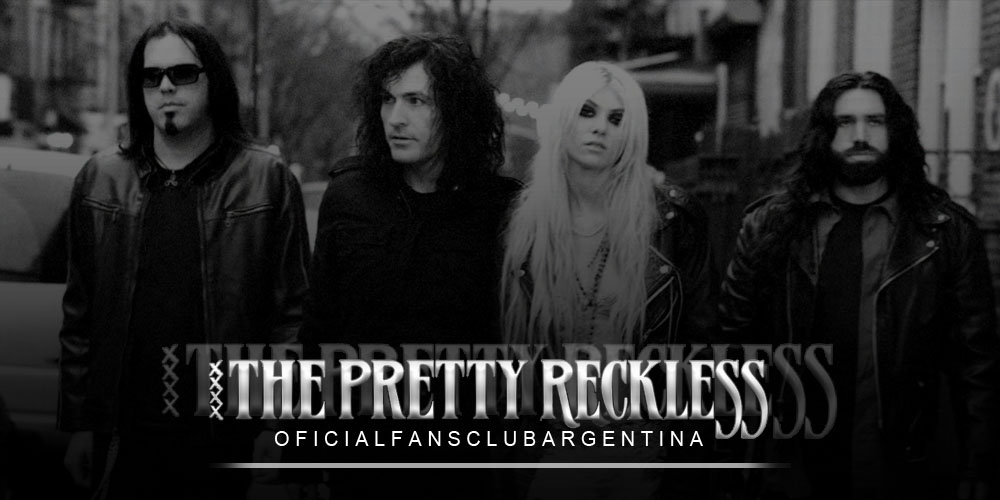 The Pretty Reckless Argentina Oficial