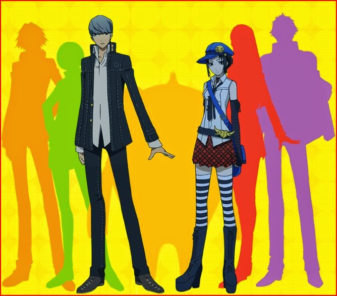 Persona 4: The Golden Animation animatedfilmreviews.filminspector.com
