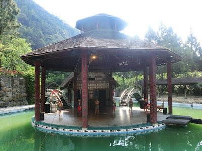 Taiwanese Aboriginal Dance Performance at Formosa Aboriginal Culture Village