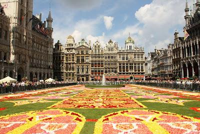 Infiorata Bruxelles