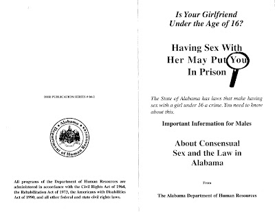 dhr brochure on statutory rape