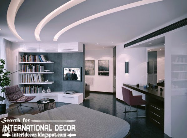 plasterboard ceiling, plasterboard drywall, false ceiling , hidden led lighting