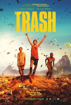 Trash, ladrones de esperanza (2014) [Latino]