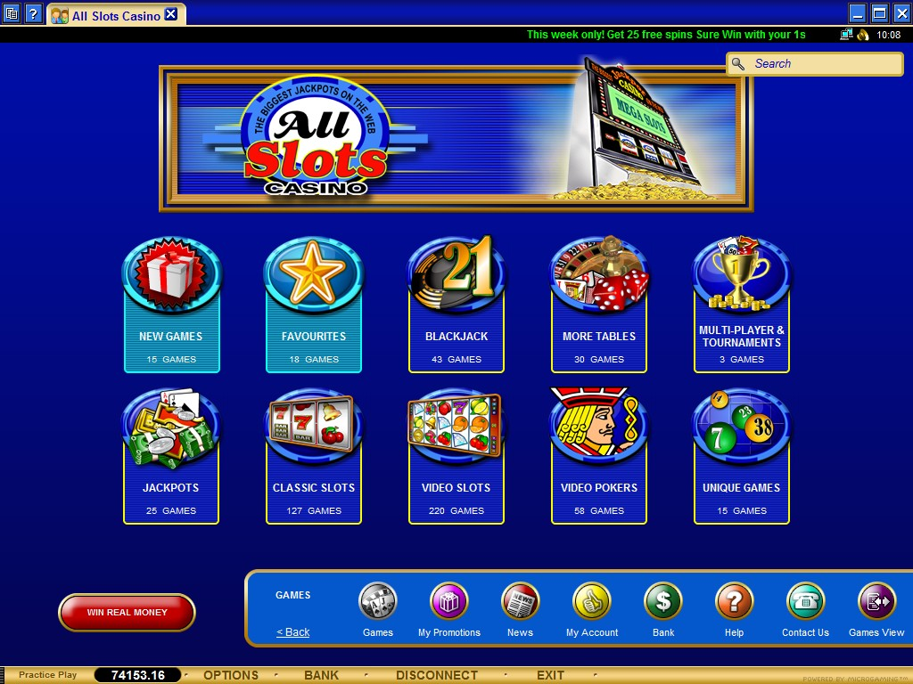 Play Multi-Spin Online Slots at Casino.com UK