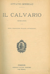 "Traduction italienne du ""Calvaire"", 1908"