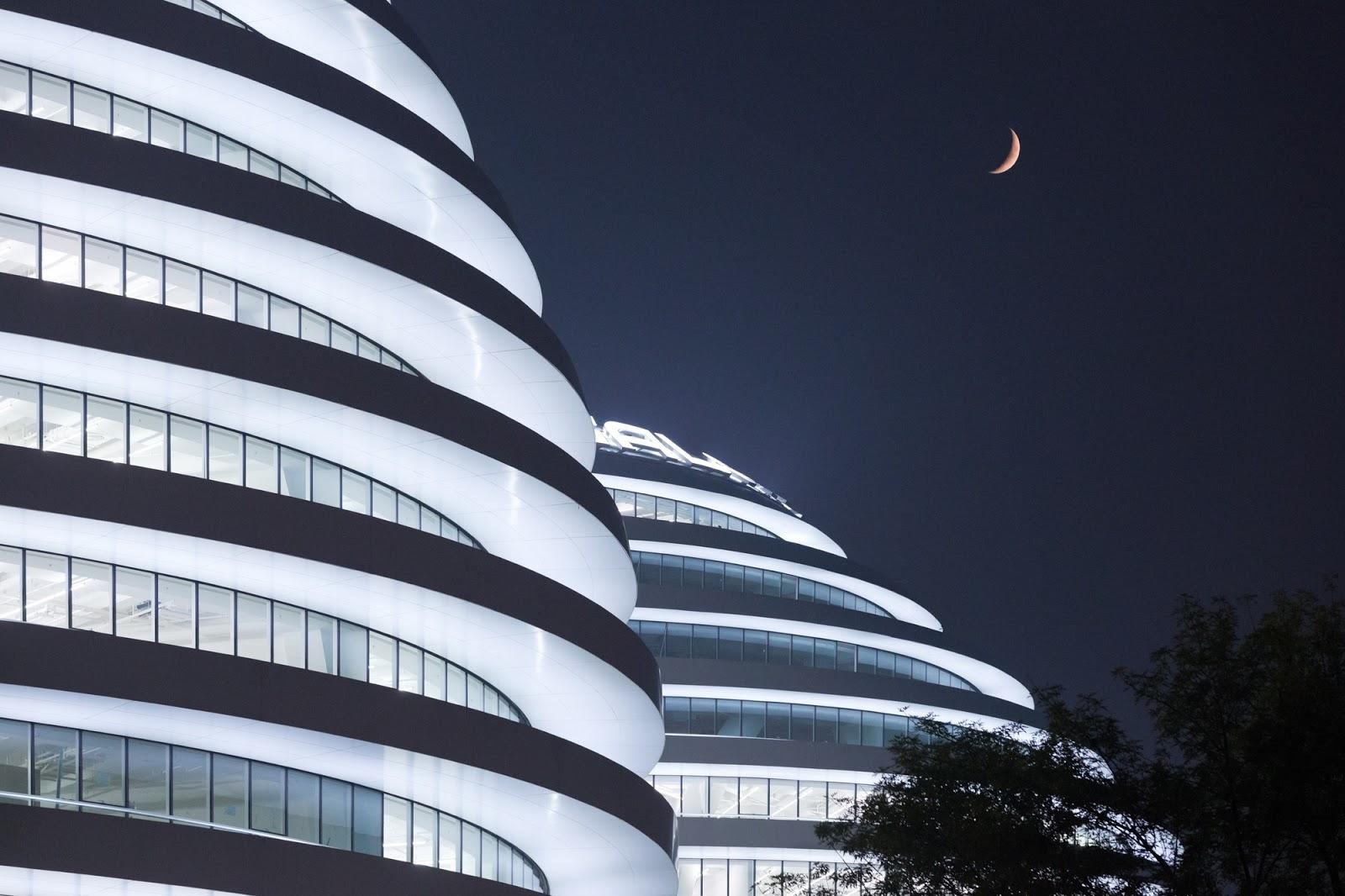 Galaxy soho de zaha hadid blog arquitectura y dise o for Arquitectura zaha hadid