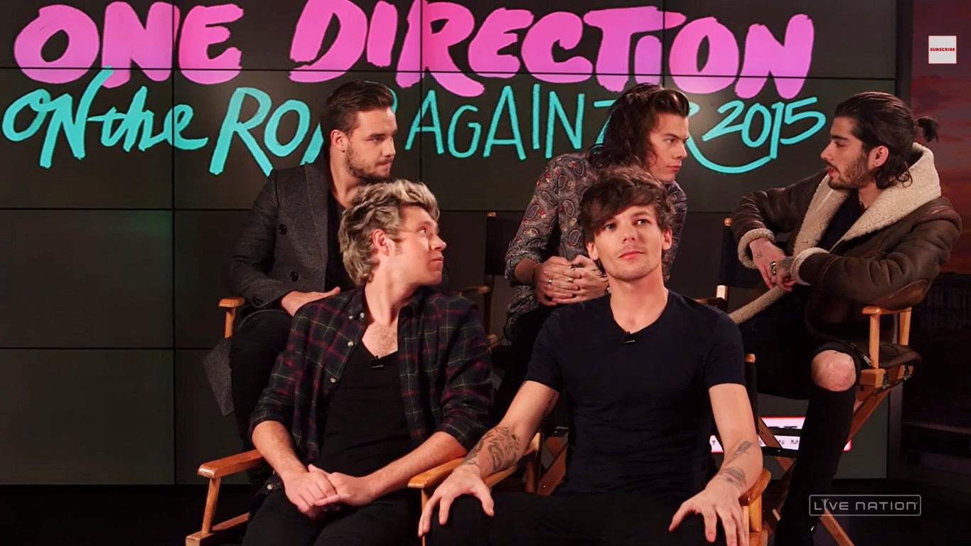 one direction, otrat, on the road again tour, tour tips, live nation, harry styles, liam payne, louis tomlinson, niall horan, zayn malik