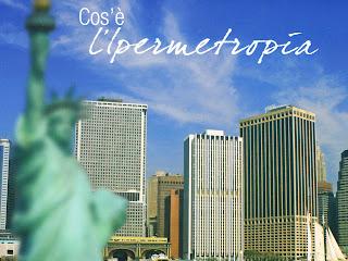Cos'è l'Ipermetropia?