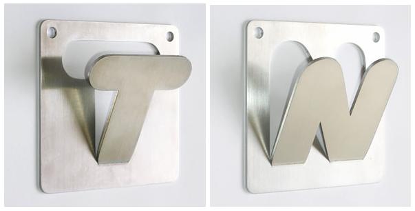 Metal Alphabet Letters Suppliers