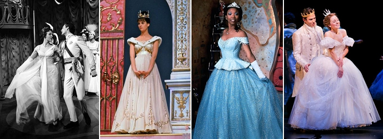 Rodgers and Hammerstein's Cinderella -- The Ballgowns