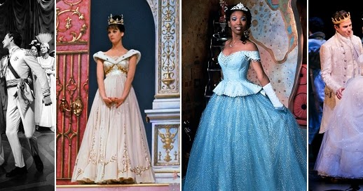 Ribbons Down My Back: The Cinderella Costume Comparison