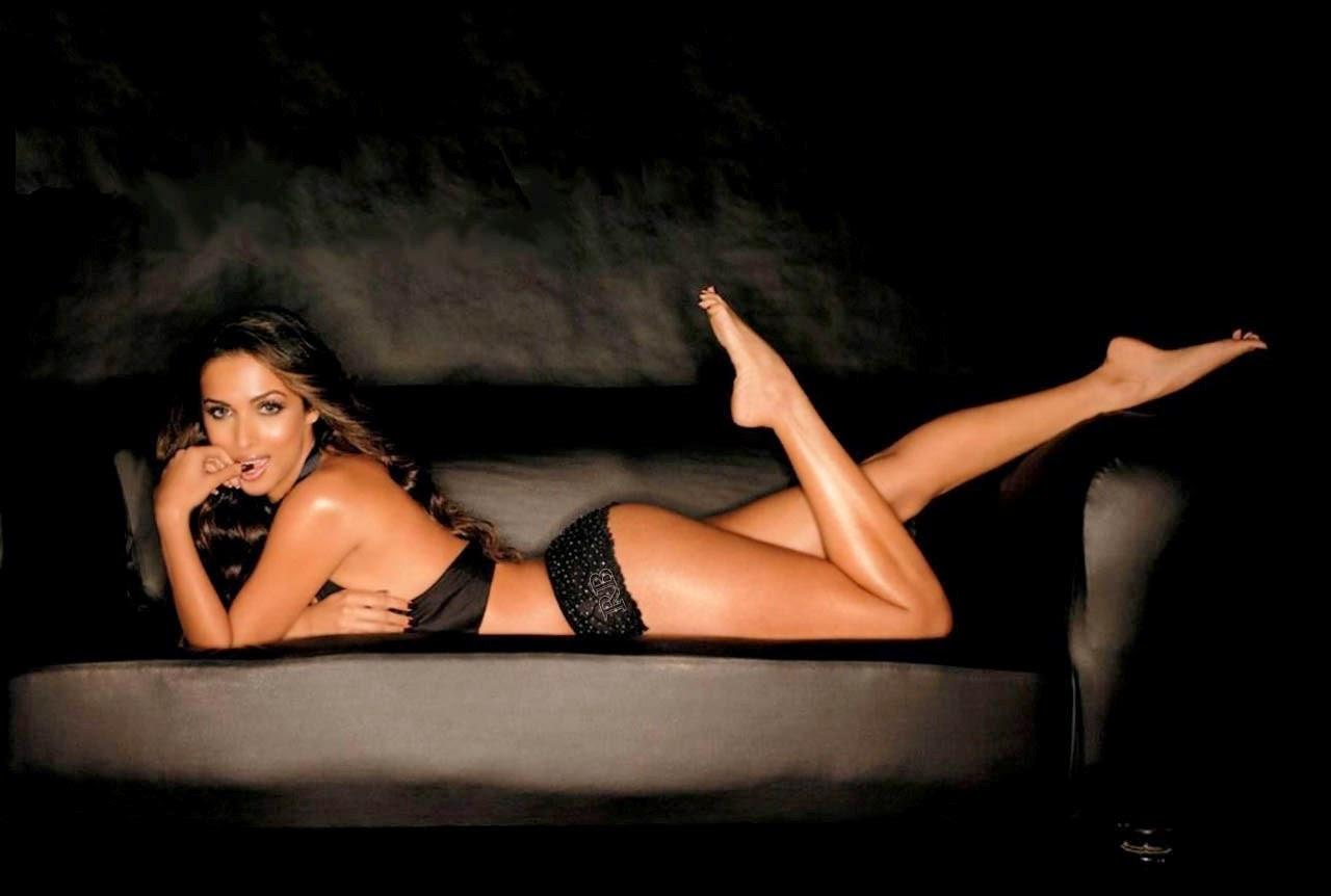 Malaika arora khan black underwear black panty black bra hot pics maxim hottest photoshoot pics