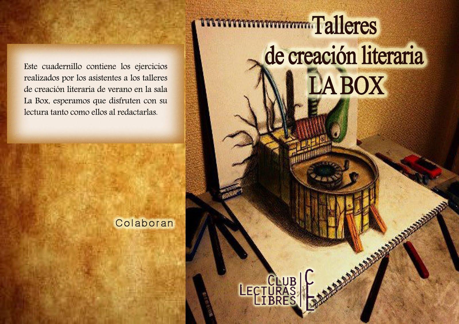 Talleres literarios La Box