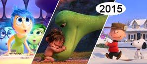 Οι Καλύτερες Παιδικές Ταινίες του 2015