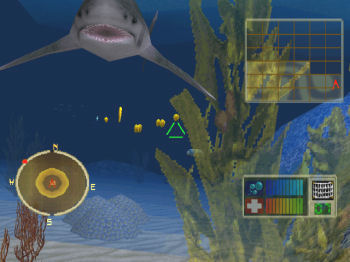 "Vos jeux ""plaisir coupable"" Treasures+of+the+Deep+psp"