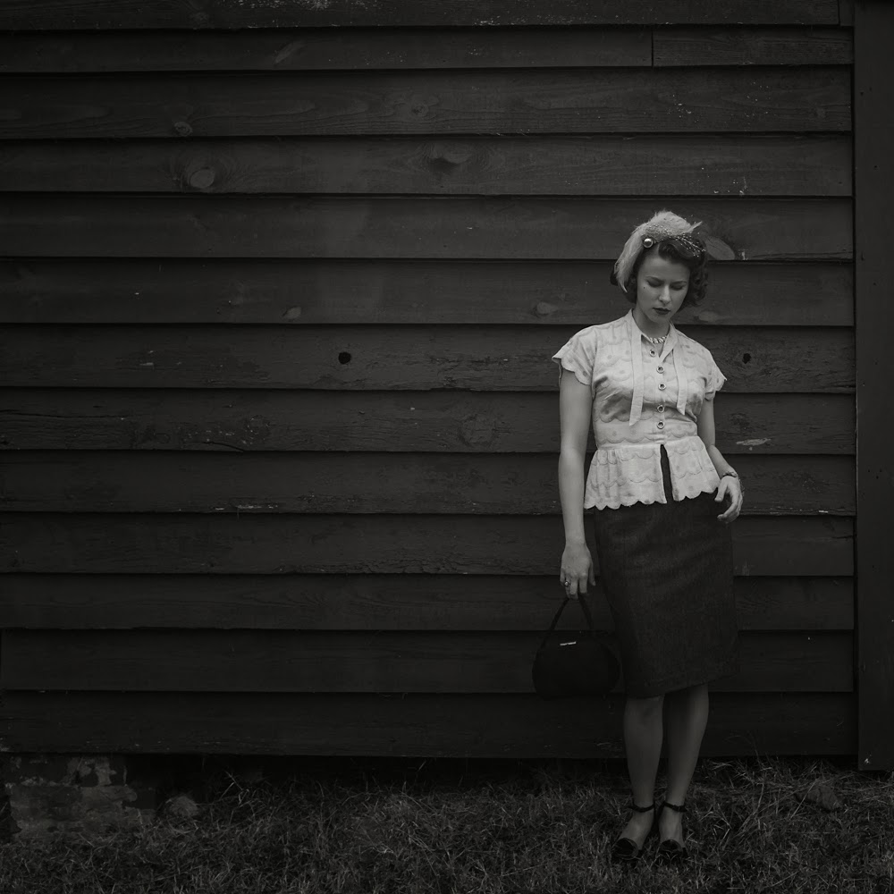 My 1940s Day #40s #fashion #vintage #style #1940s