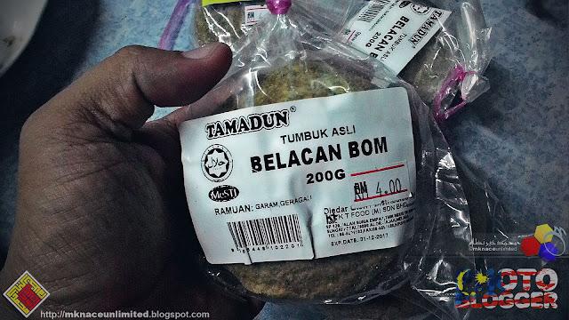 Belacan Bom Melaka