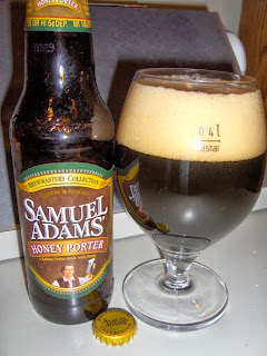 Samuel Adams Honey Porter