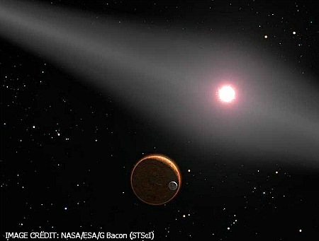Distant solar systems eyed as home to life