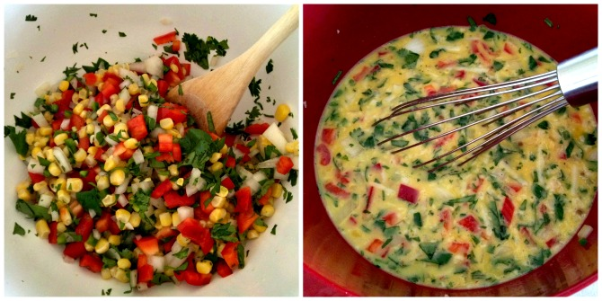 The Holland House: Corn and Jalapeño Salsa