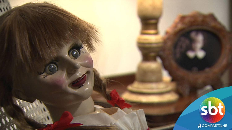 Bonecas antigas, participação na pegadinha do SBT