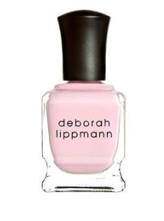 Deborah Lippmann Chantilly Lace | Spring Nail Colors | Sassy Shortcake | blog.sassyshortcake.com