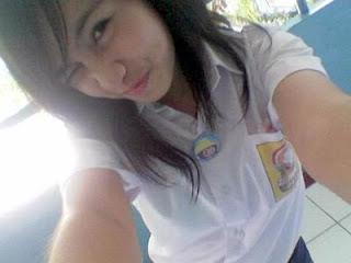 Foto Wajah Caca Wanita yang di Larikan Andika Eks kangen band :